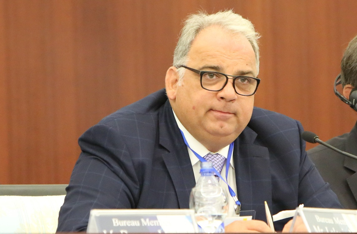 Nenad Lalovic has called for negotiations to break the deadlock in Russia's reinstatement process with the IAAF and WADA ©UWW