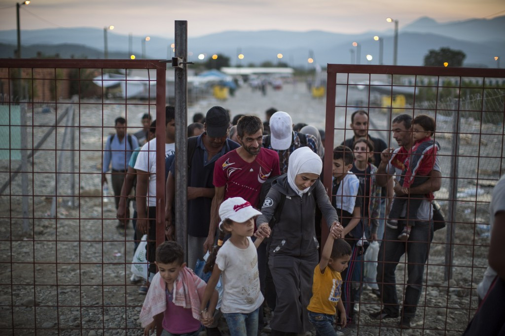 National Olympic Committees are being asked to submit projects aimed at helping refugees which could recieve funding