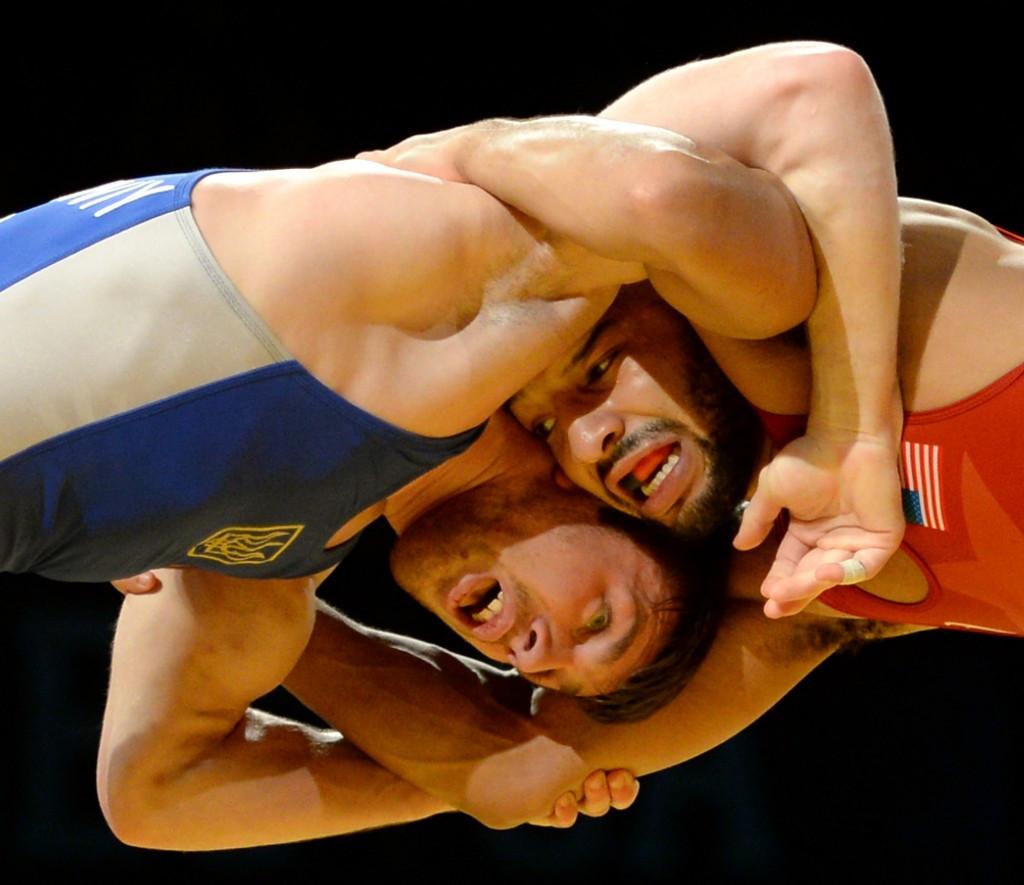 Wrestling entered Nenad Lalović's life in 2000 ©Getty Images