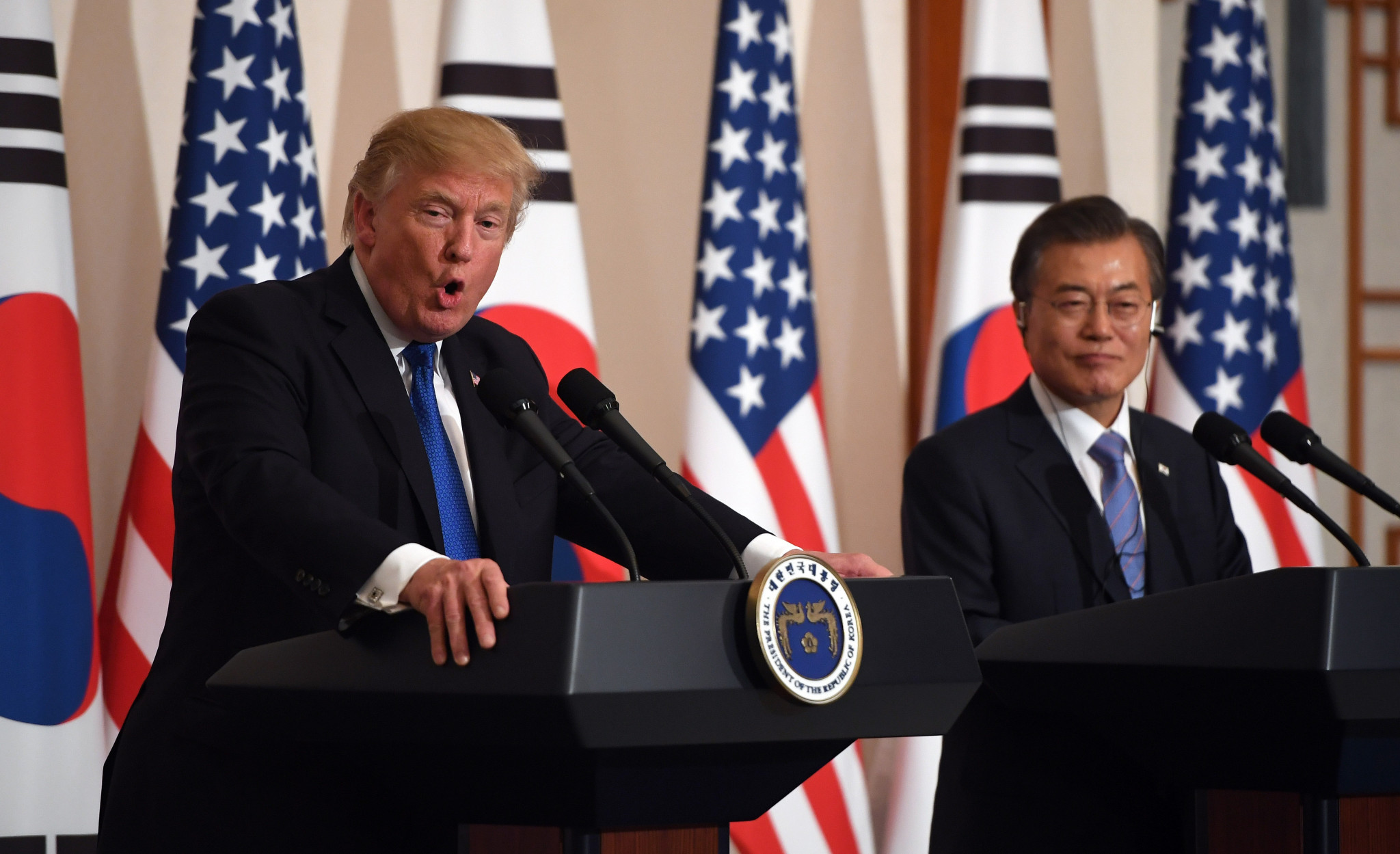 """Trump claims Pyeongchang 2018 would have been """"total failure"""" without him"""