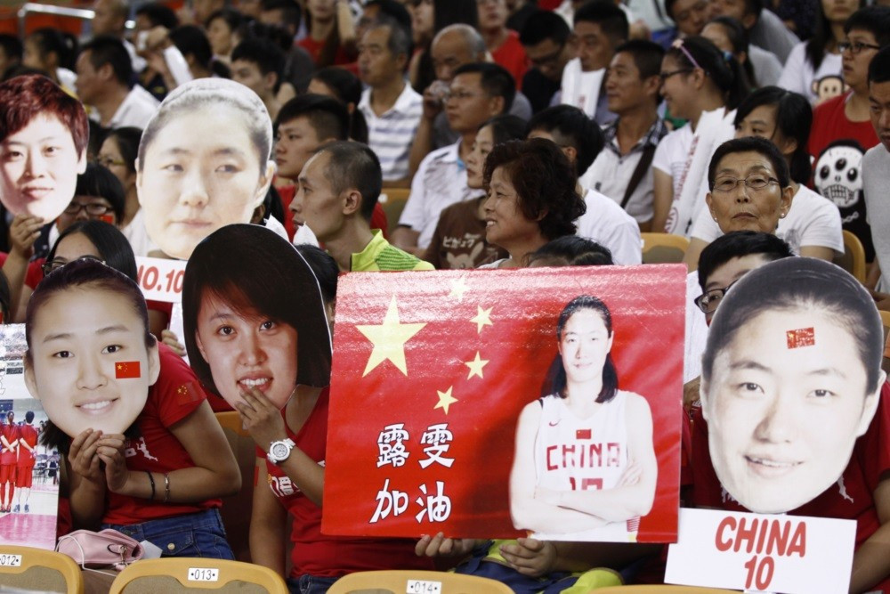 Hosts China to face Japan in final of FIBA Asia Women's Championship