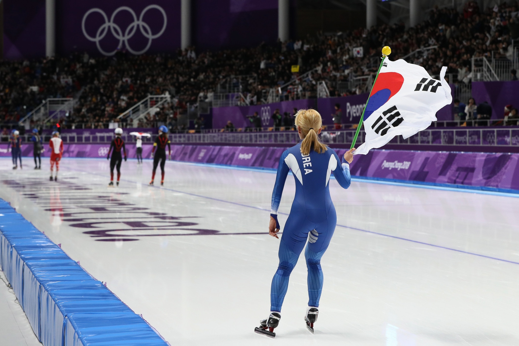 Speed skater at centre of Pyeongchang 2018 bullying controversy admitted to hospital