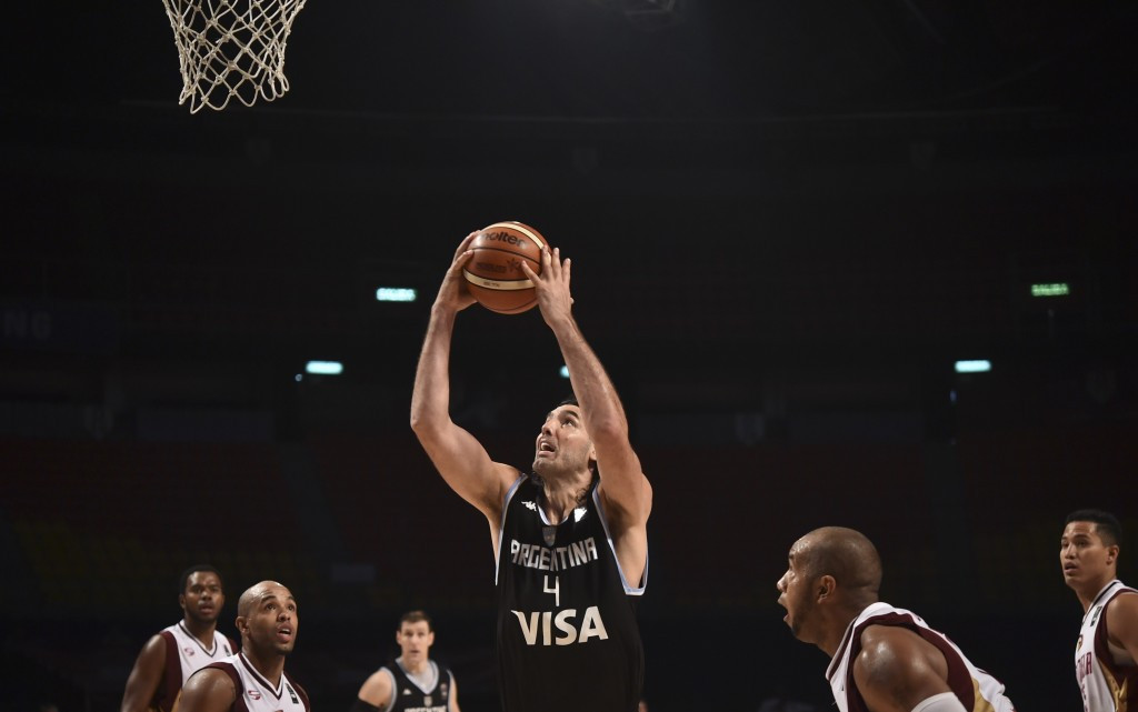 Luis Scola is expected to retire after the Tokyo 2020 Games ©Getty Images