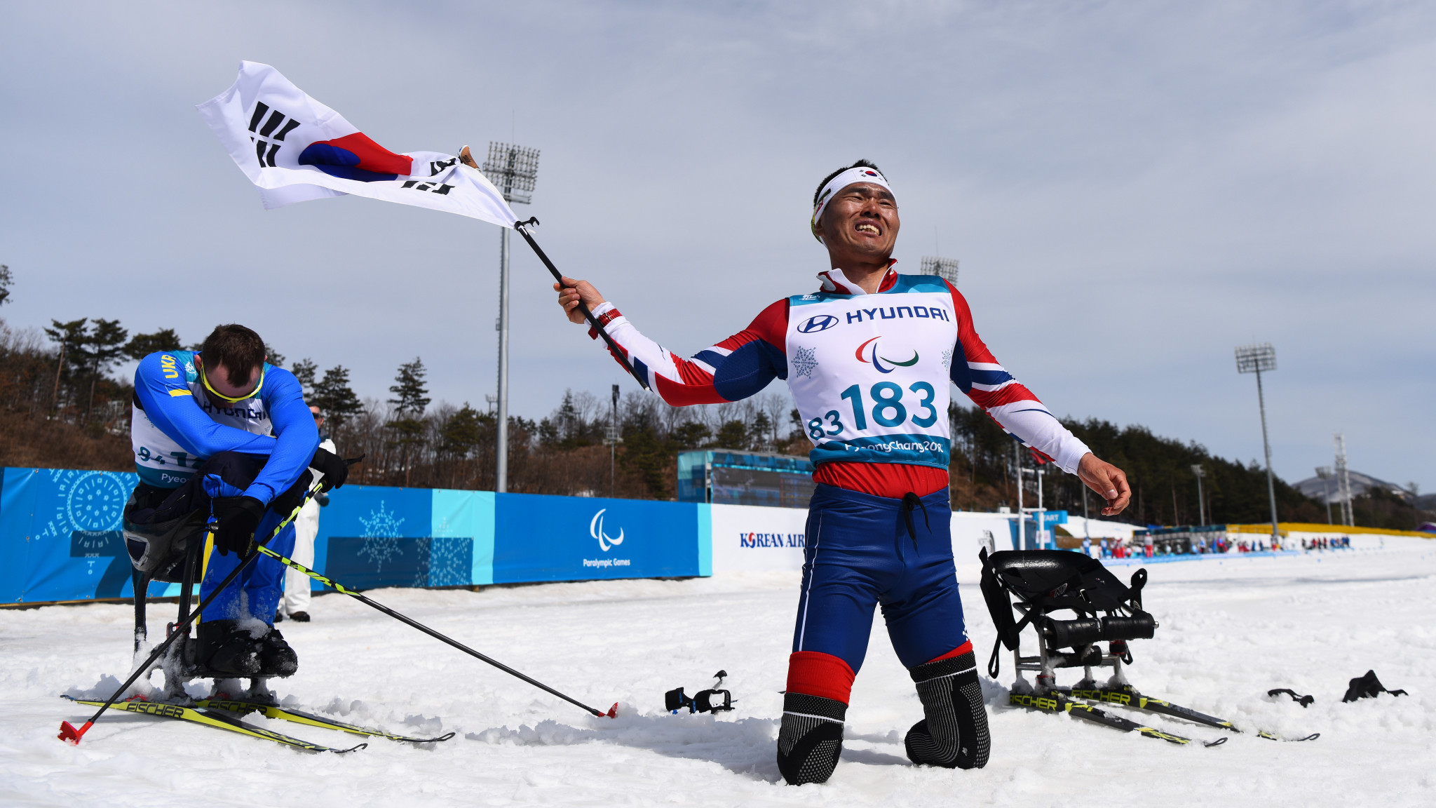 Cross-country skiing gold medallist named South Korea's flagbearer for Pyeongchang 2018 Paralympics Closing Ceremony