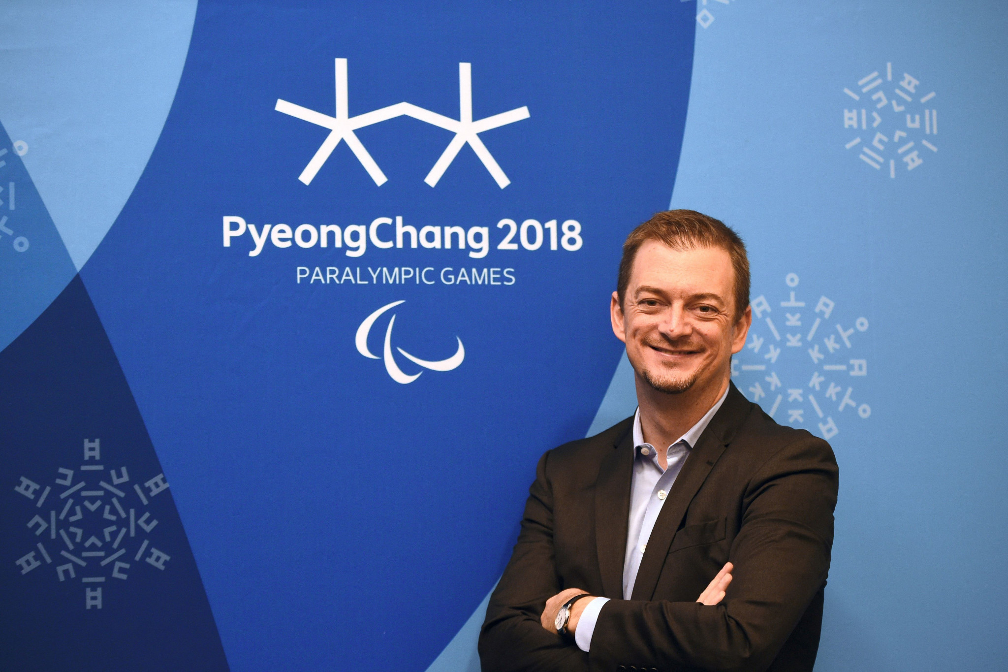 IPC President Andrew Parsons believes South Korea has reacted positively to the Pyeongchang 2018 Winter Paralympics ©Getty Images