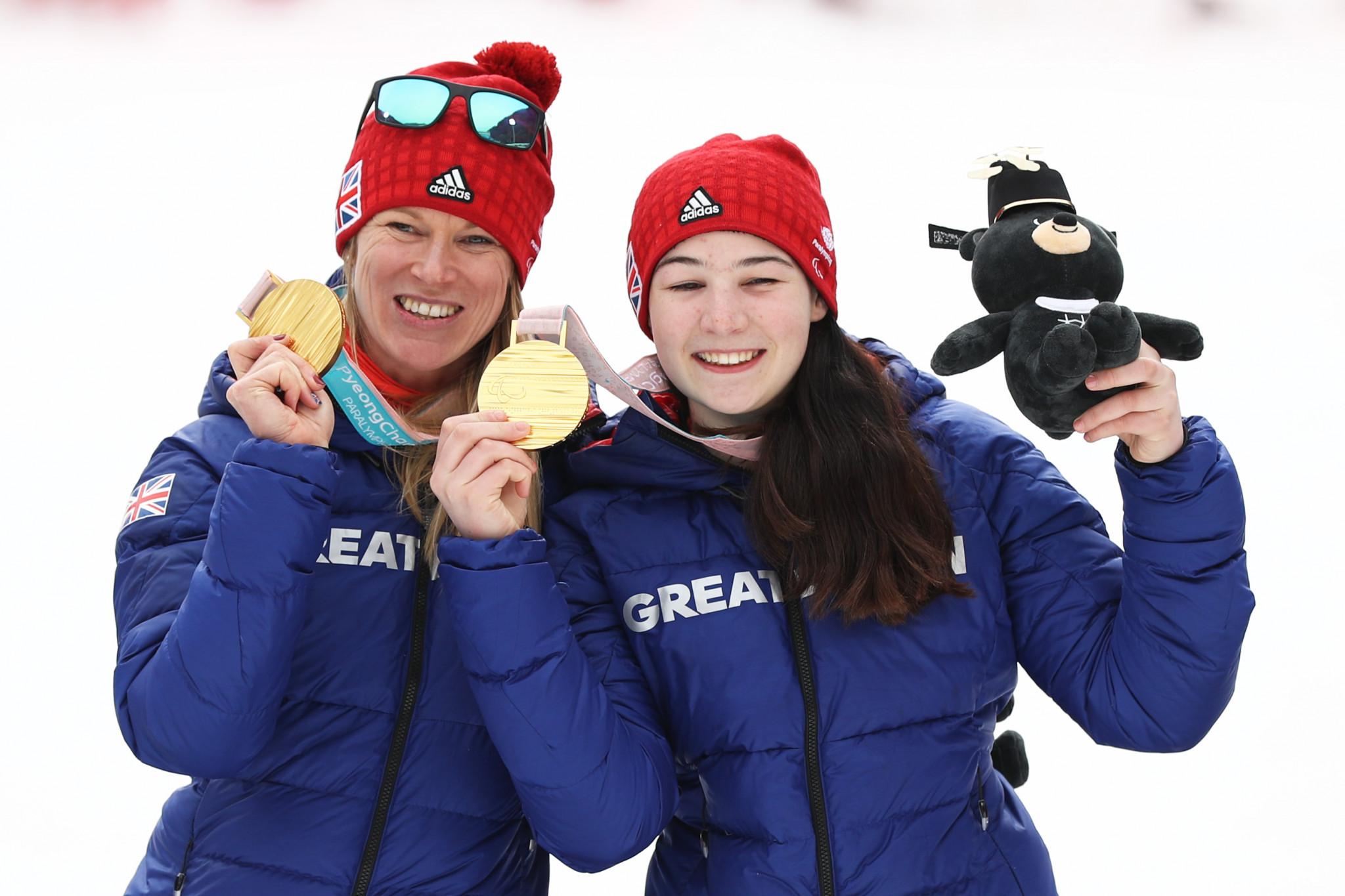 Fitzpatrick shocks Farkašová to take Paralympic women's visually impaired slalom gold at Pyeongchang 2018