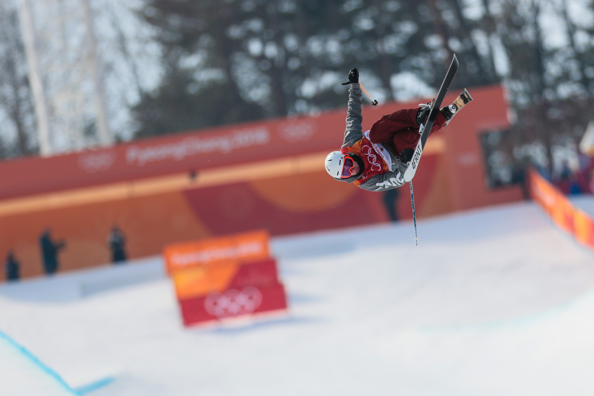Overall Ski Halfpipe World Cup champions to be crowned in Tignes