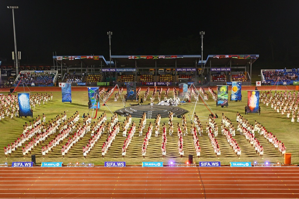 The situation surrounding Sierra Leone posed a problem for the CGF in the build-up to Samoa 2015, which began with the Opening Ceremony last night