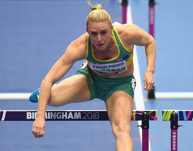 Sally Pearson has been named co-captain of Australia's Gold Coast 2018 athletics team ©Getty Images