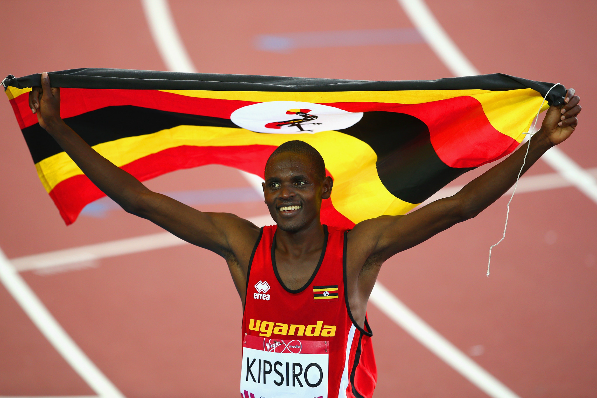 Moses Kipsiro has been dropped from Uganda's athletics team ©Getty Images