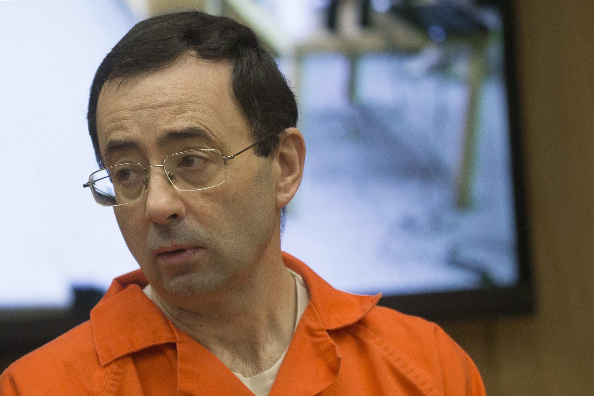 USA Gymnastics doctor Larry Nassar was sentenced to up to 300 years in prison earlier this year ©Getty Images