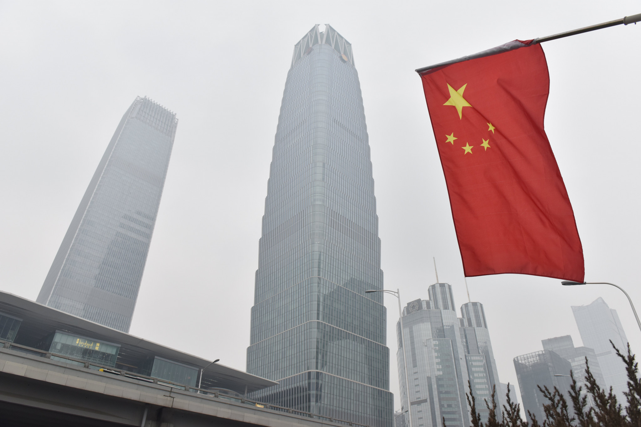China is often heavily criticised for its approach to the environment ©Getty Images