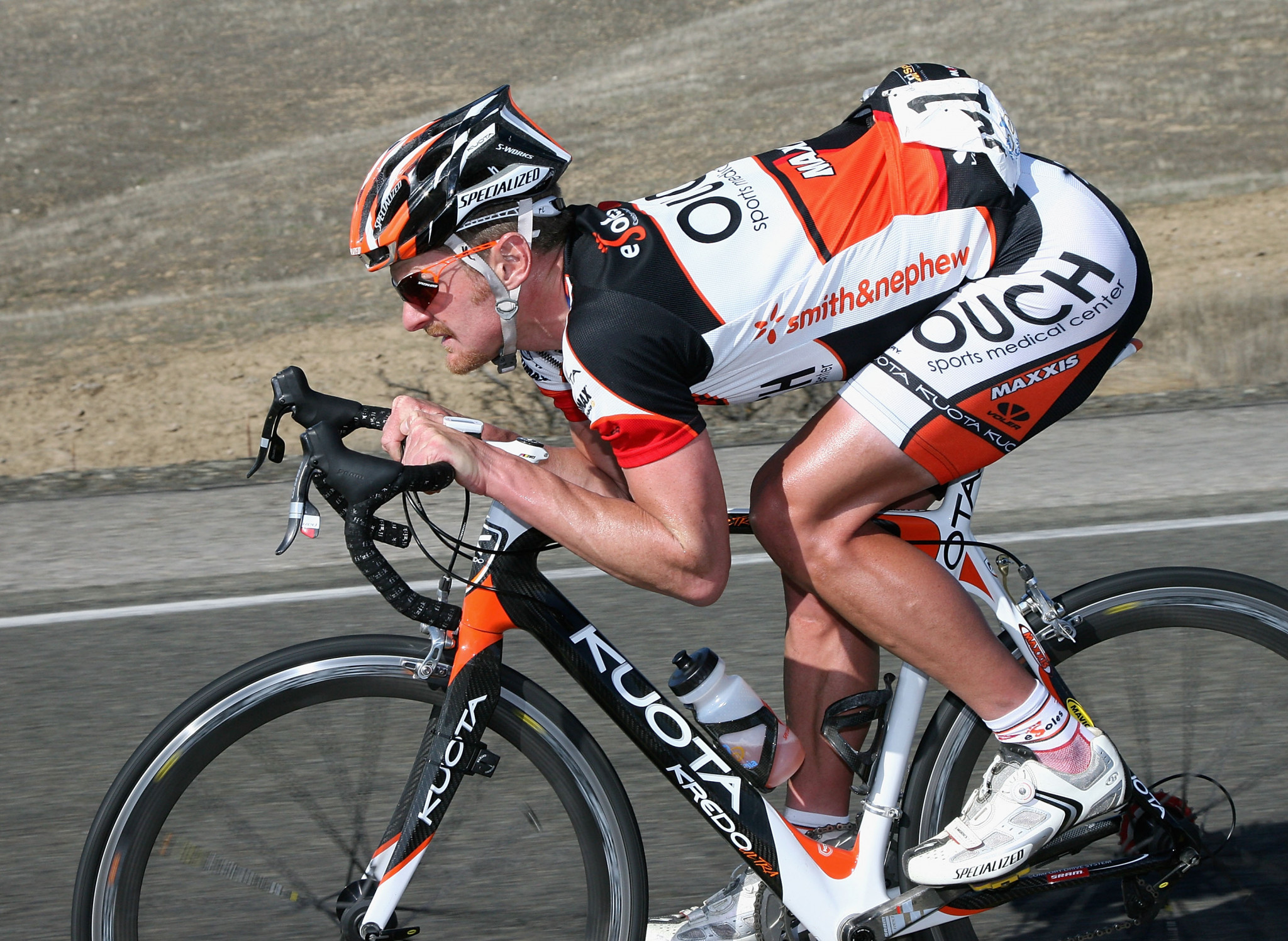 Floyd Landis initially started the lawsuit against Lance Armstrong ©Getty Images