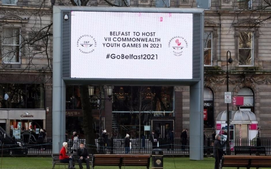 CGF putting pressure on Government to release funds to ensure Belfast can host 2021 Commonwealth Youth Games