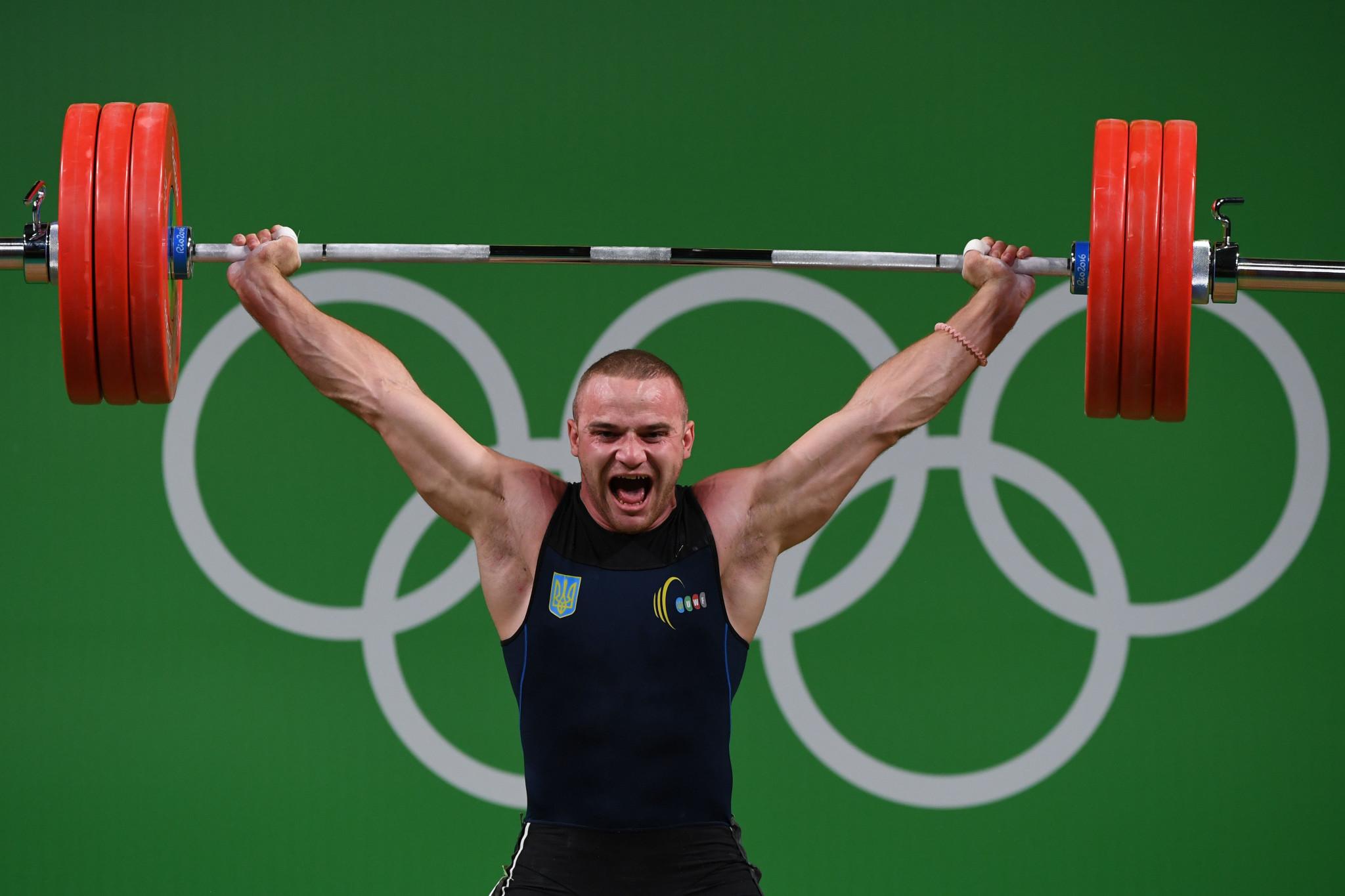 Ukraine's former European champion Oleksandr Pielieshenko has failed a drugs test ©Getty Images