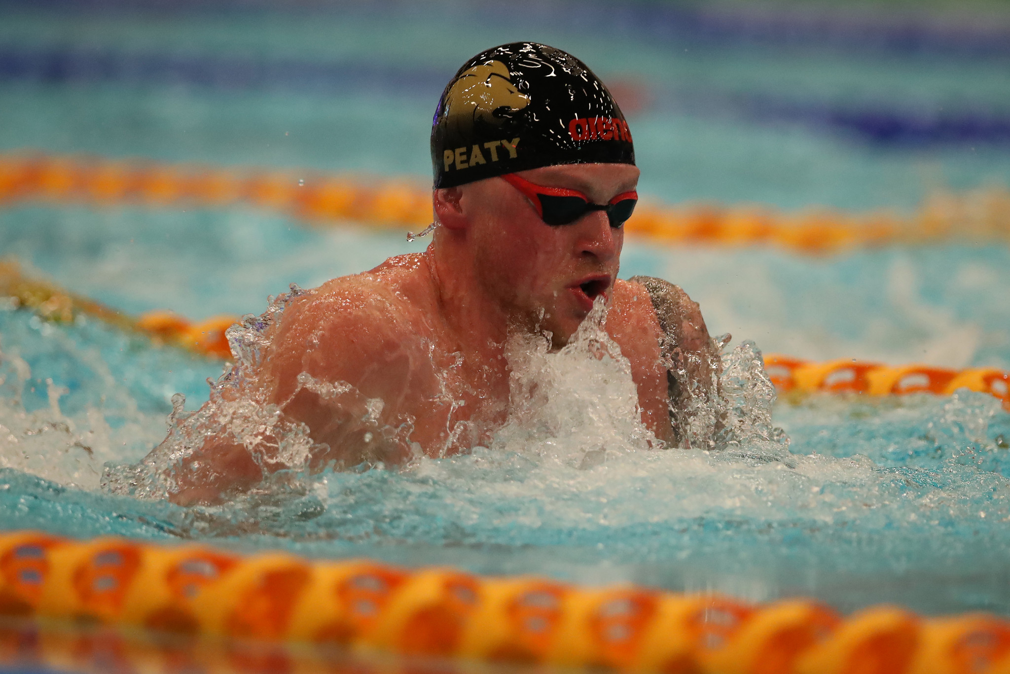 Britain's Adam Peaty has called on FINA to do more to prevent doping in swimming ©Getty Images