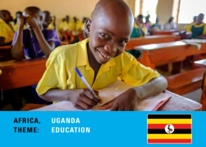 Each country had a theme aiming to tackle an issue specific to the area ©UNICEF
