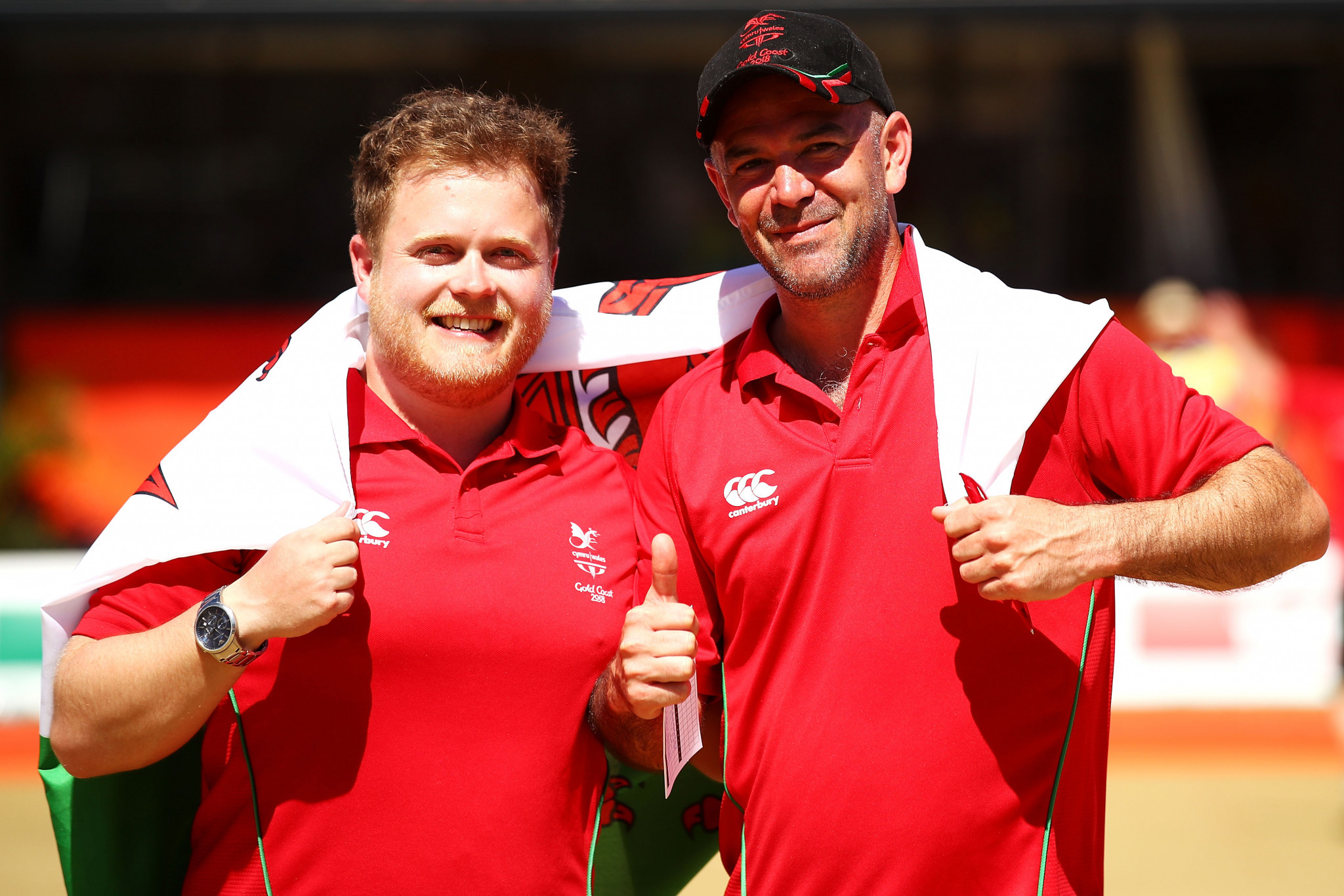 Wales stun Scotland in lawn bowls as Cook Islands win first ever Commonwealth Games medal