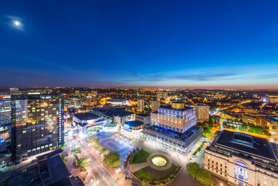A film called We're From Birmingham will showcase some of the iconic landmarks in the city and region ©Birmingham 2022