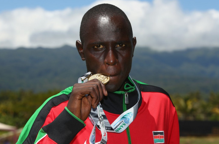 World youth champion Tarbei pips compatriot Bett to 800m gold on final day of athletics at Samoa 2015