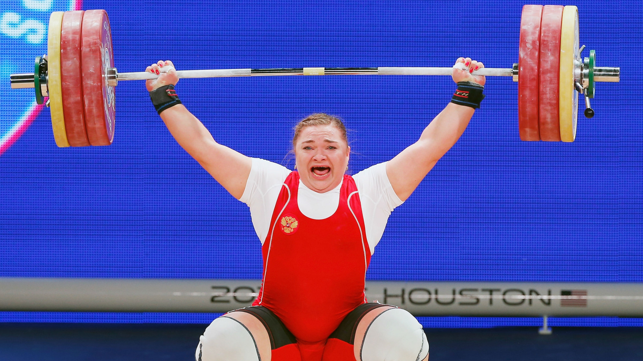 Russia are among the countries set to be affected by the IWF's new rule for Tokyo 2020 which means a country's doping record could affect how many quota places they receive ©Getty Images