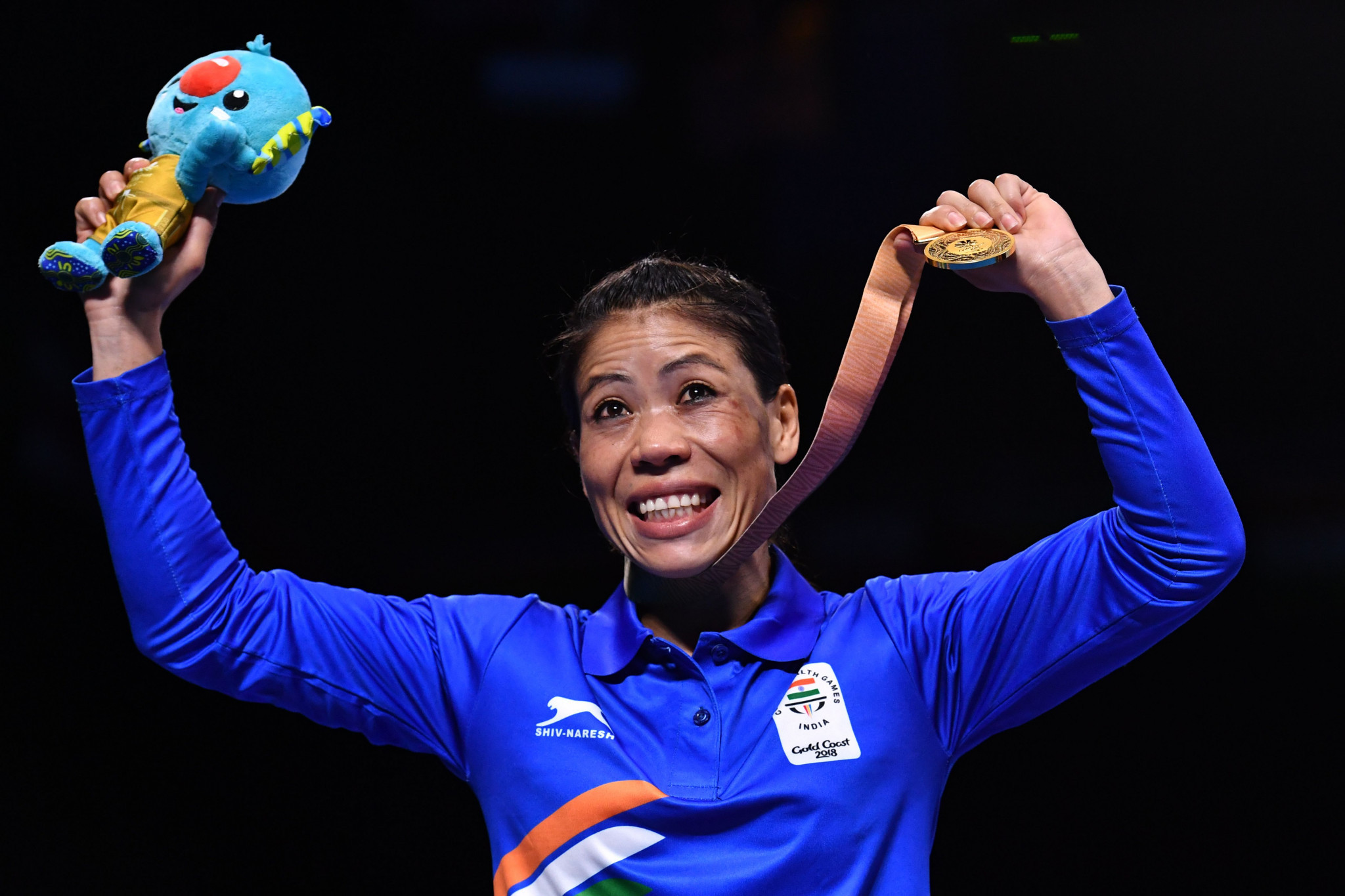 Indian boxing star Kom claims maiden Commonwealth Games gold medal at Gold Coast 2018 on successful day for England