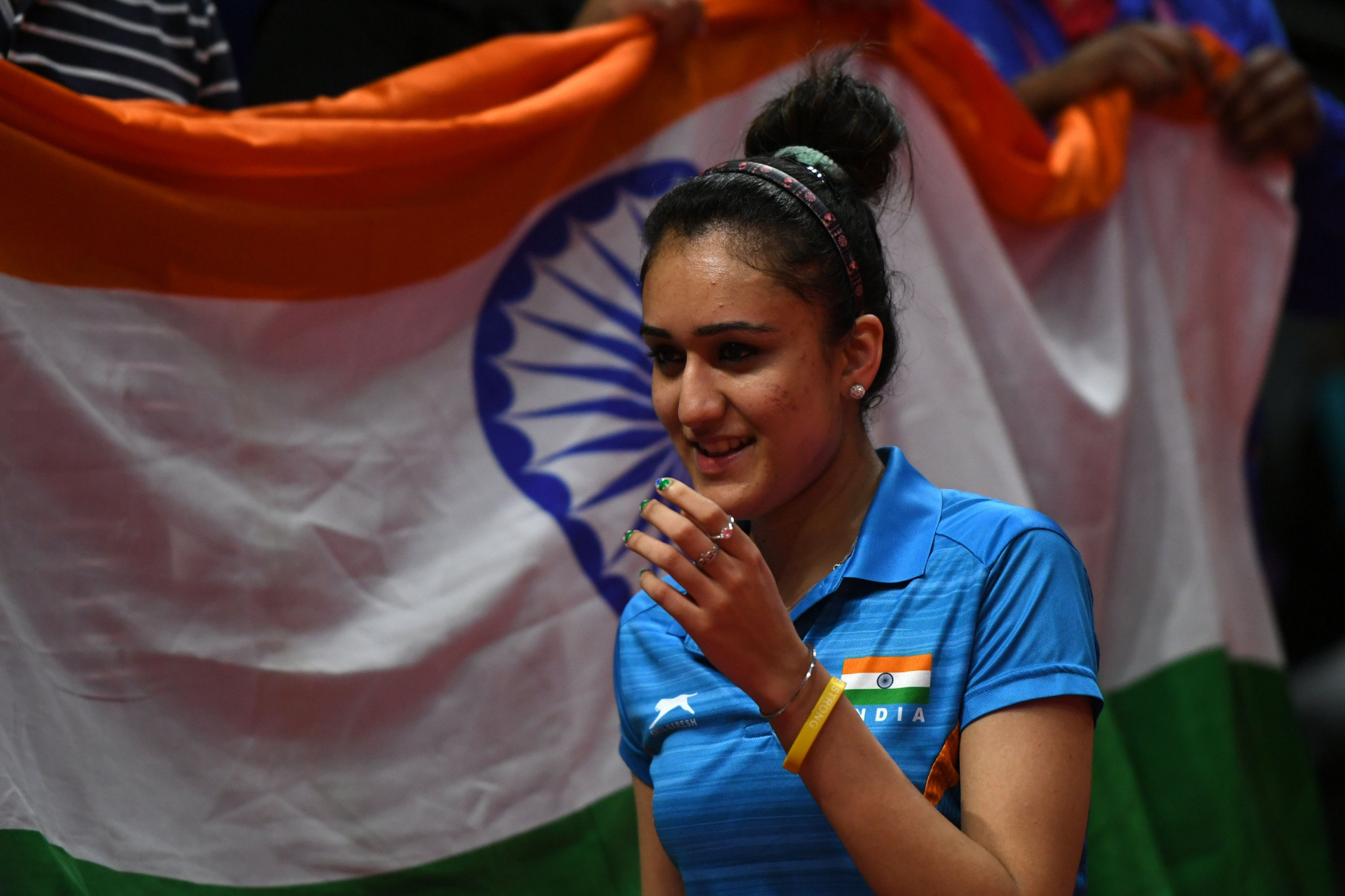 Batra clinches historic table tennis gold for India at Gold Coast 2018