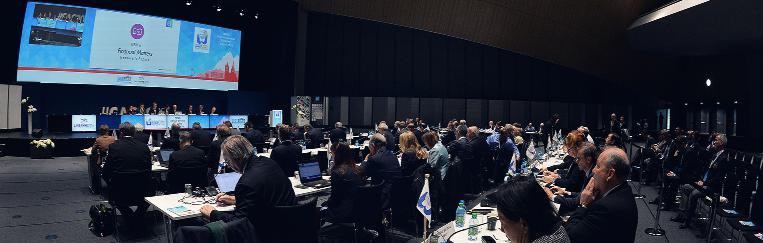 The IWGA will hold board elections at this year's SportAccord Summit ©IWGA