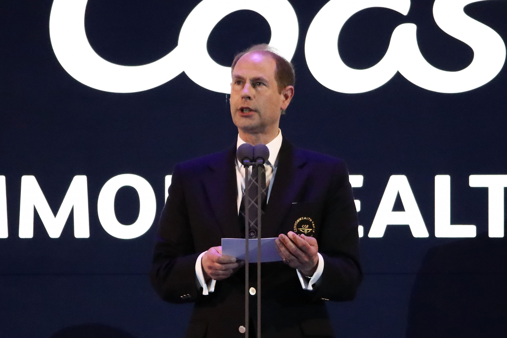 Prince Edward declares Gold Coast 2018 closed as flag passed to Birmingham 2022 in ordinary Closing Ceremony