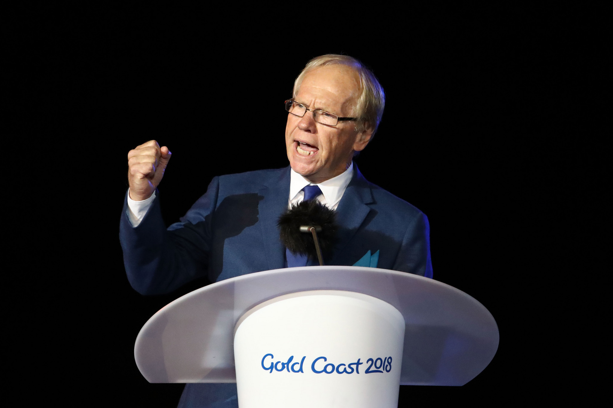 Gold Coast 2018 chairman apologises after television viewers upset at not seeing athletes parade in Closing Ceremony