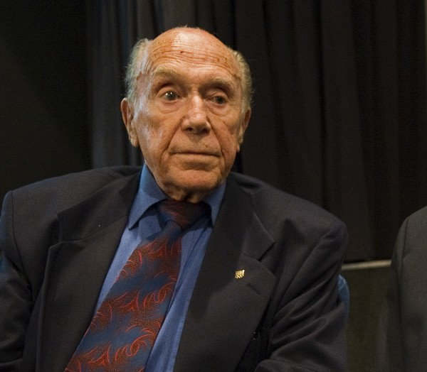 Former Brazilian Olympic Committee President Richer dies aged 90