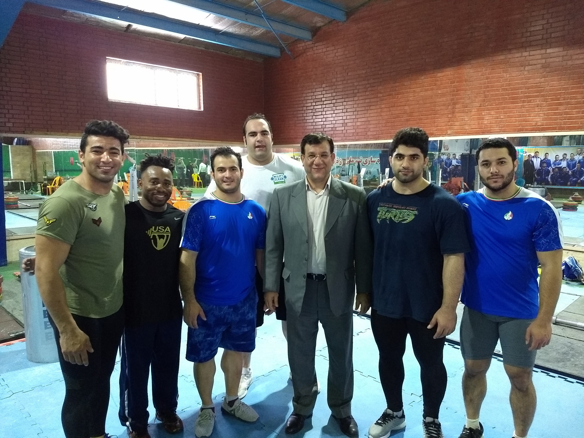 Iran is to protest against its reduced quota of places in weightlifting at the Tokyo 2020 Olympic Games ©ITG