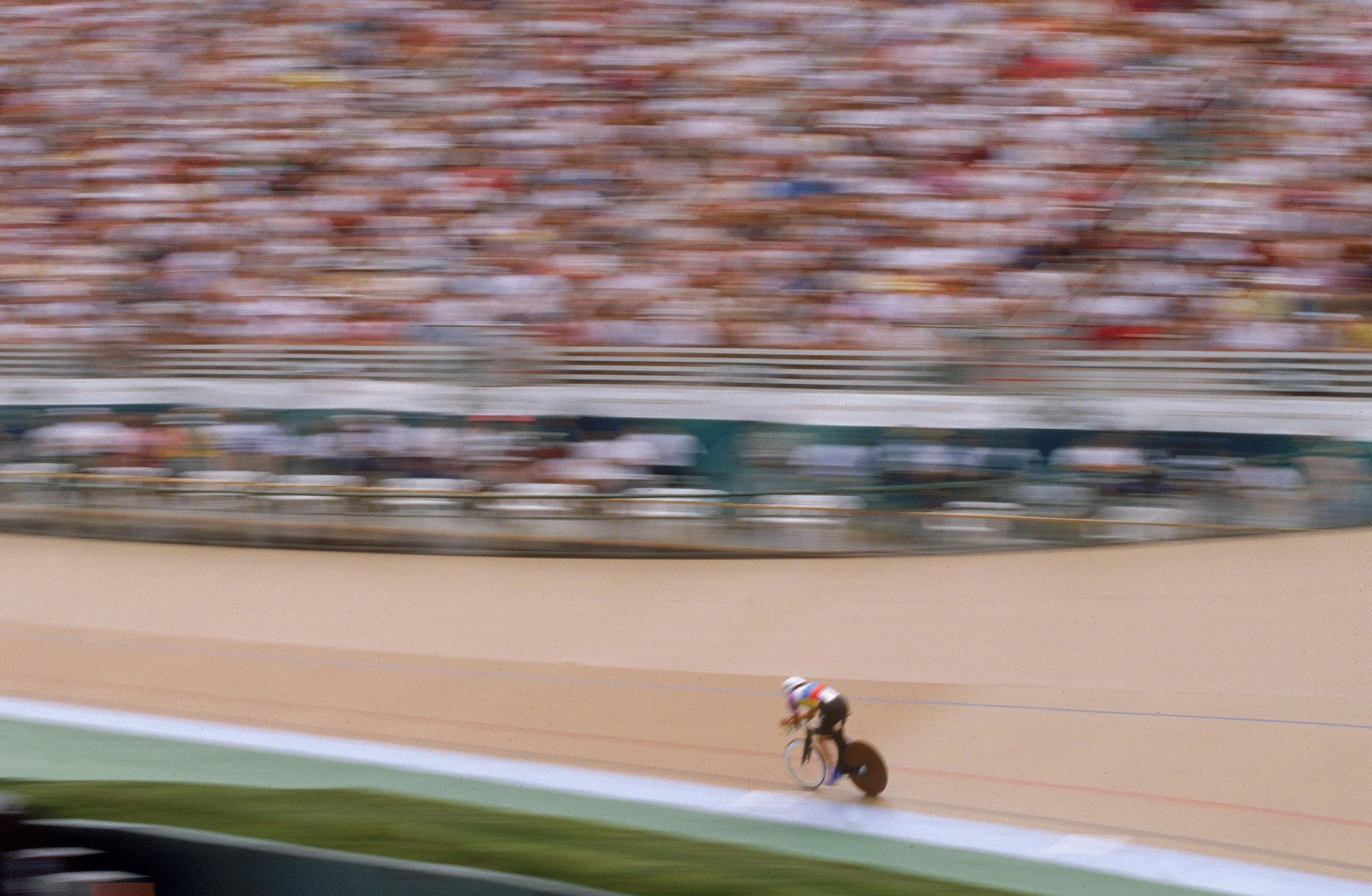 Spanish track cyclists at the 1996 Atlanta Olympics were supplied with EPO by Michele Ferrari, El Pais reports ©Getty Images