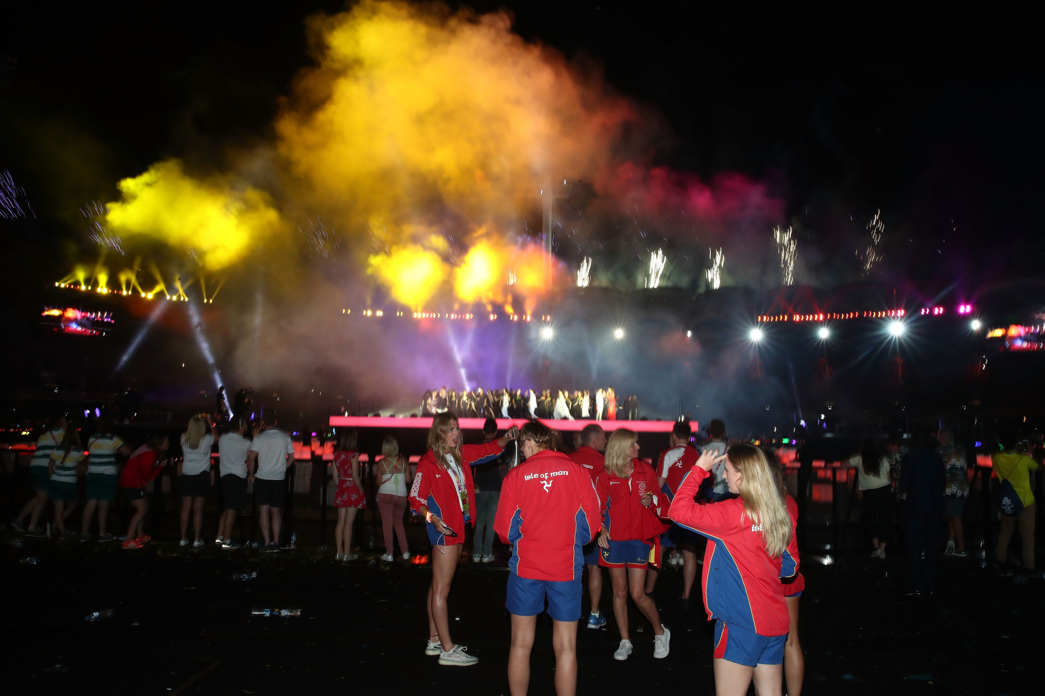 """Gold Coast 2018 chairman labels critics of Commonwealth Games Closing Ceremony """"pack of whingers"""""""