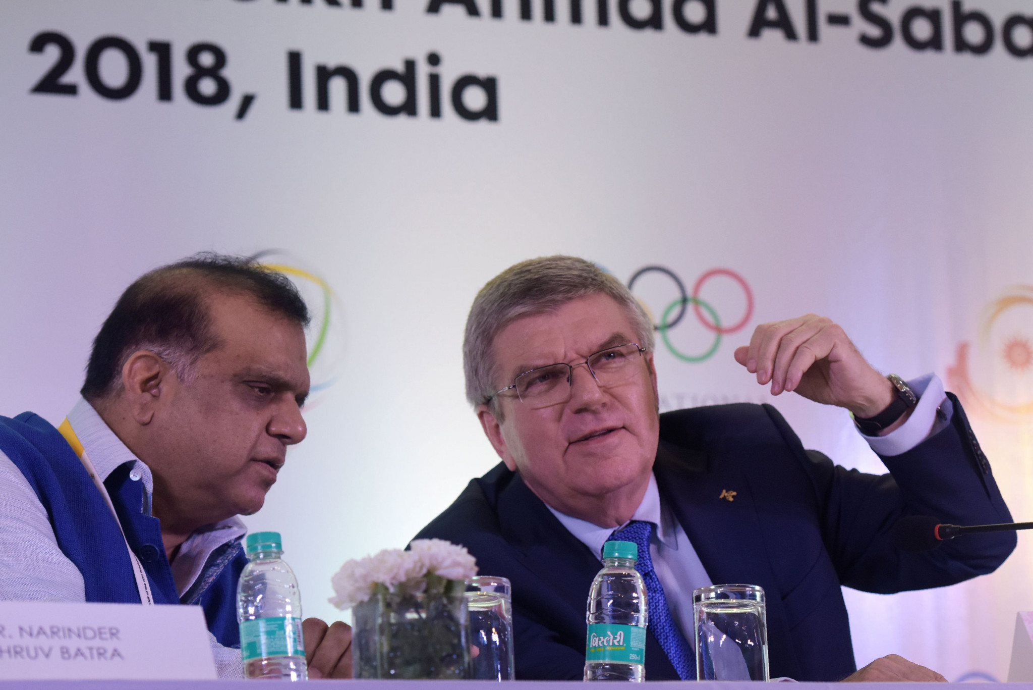 IOA President Narinder Batra has confirmed the country will bid for the 2032 Olympic Games ©Getty Images