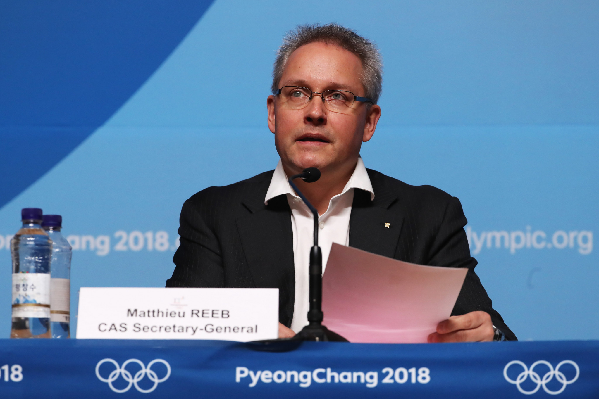 """CAS unable to prove any of the """"factual allegations"""" made by IOC in decision to sanction Russian skier"""