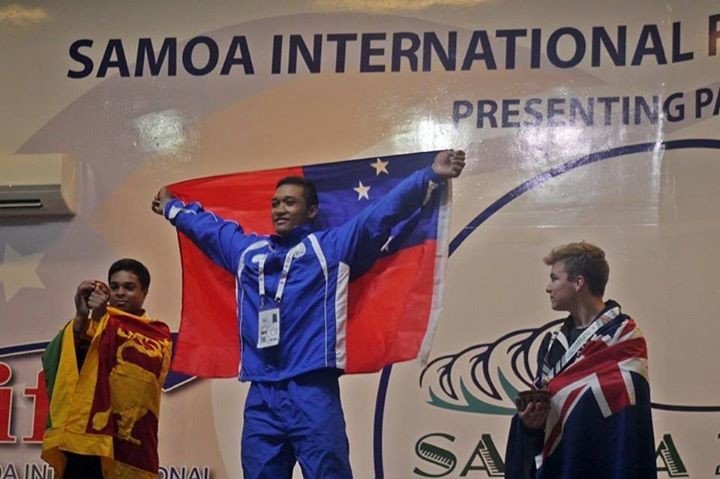 Hosts secure first gold as Malaysia claim four titles on busy day of action at Samoa 2015