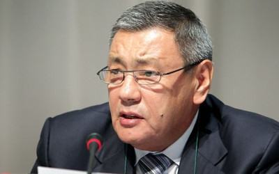 """Gafur Rakhimov, described as """"one of Uzbekistan's leading criminals"""", is set to be the only candidate for AIBA President after rival Serik Konakbayev failed to get enough letters of support by the September 23 deadline ©AIBA"""