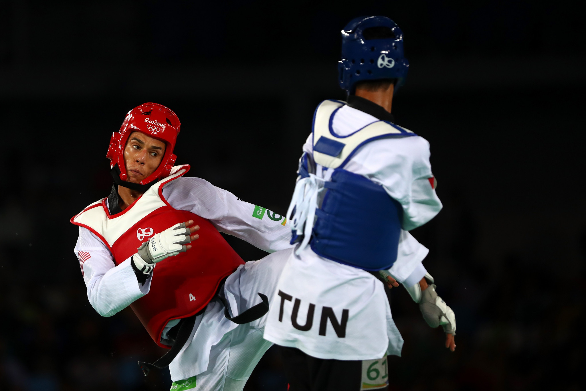 Double Olympic taekwondo gold medallist and brother accused in American court of sexual abuse