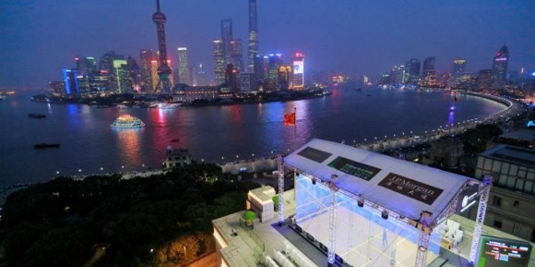 Dalian will host China's first ever World Squash Championship ©WSF