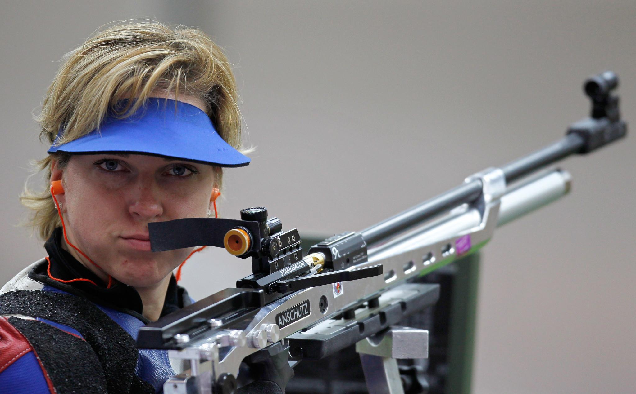 Vadovičová looking to return to gold standard at World Shooting Para Sport Championships