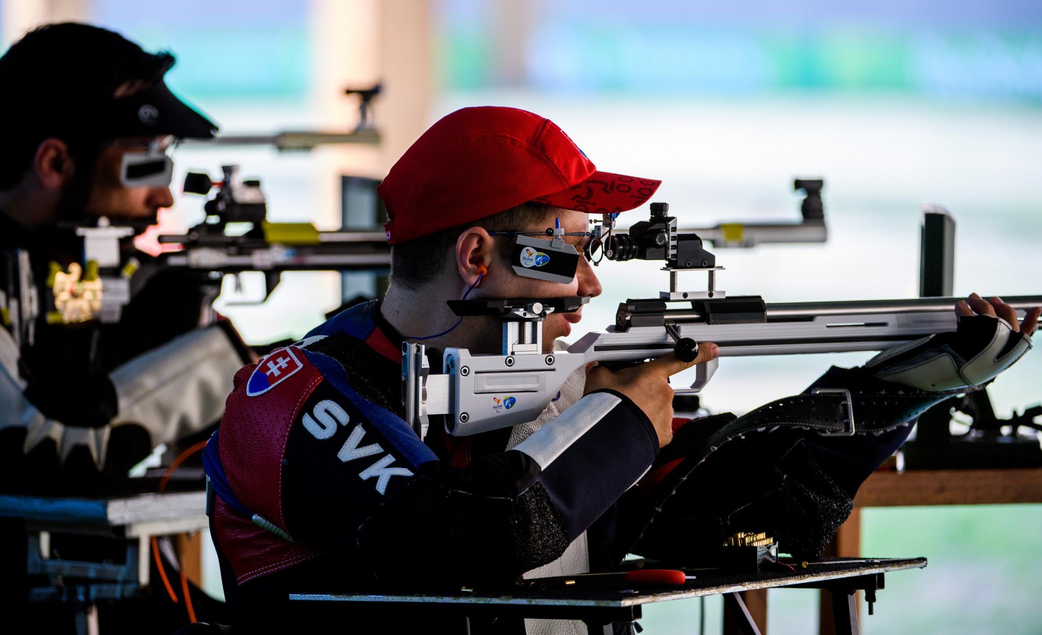 Malenovsky makes most of reprieve as Slovakian earns World Shooting Para Sport Championship gold