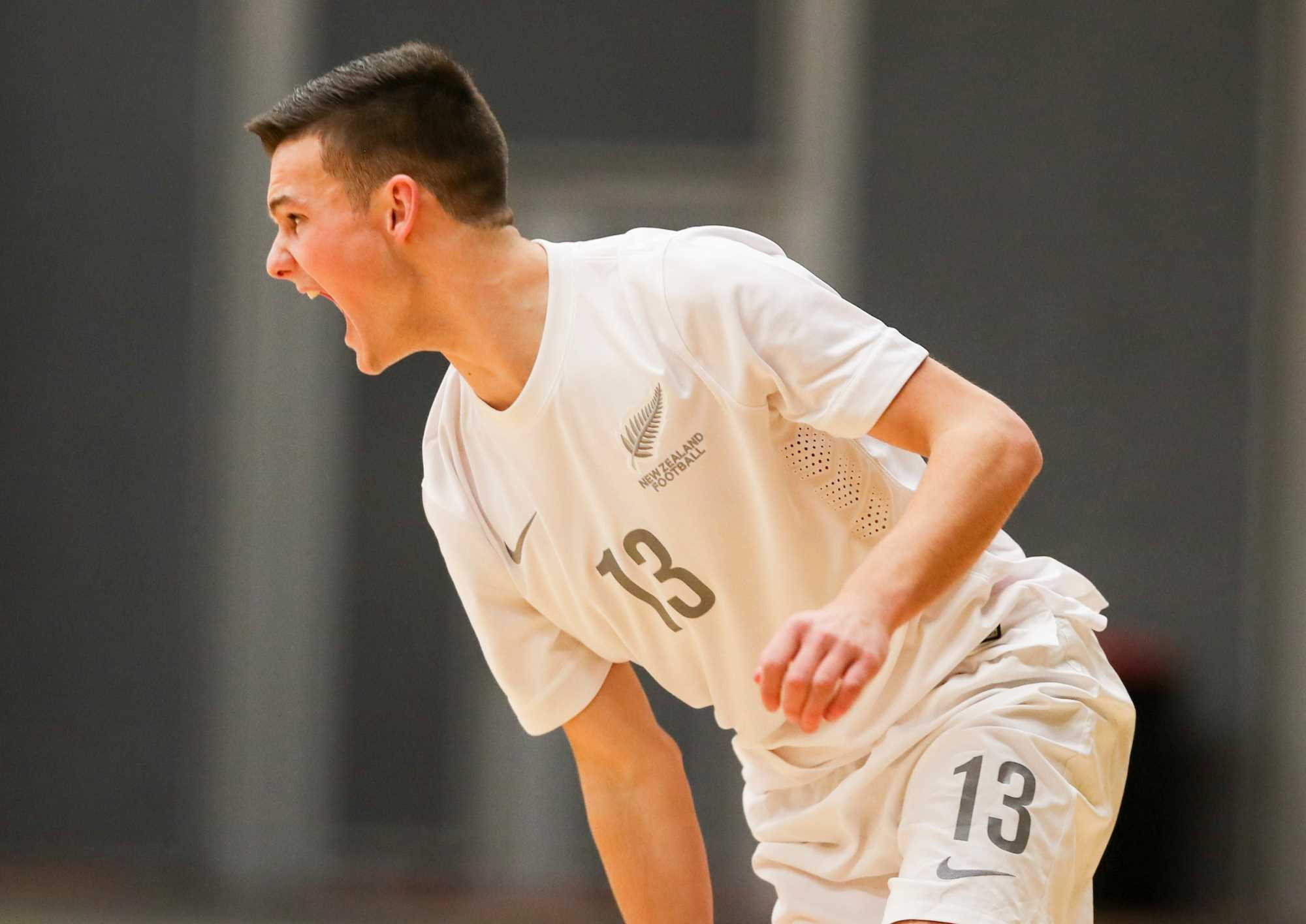 New Zealand have selected their men's and women's squads for this year's World University Futsal Championship ©FISU