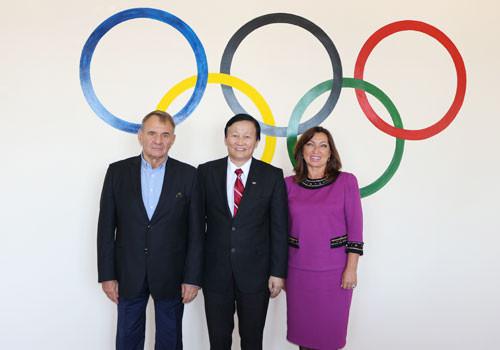 Mongolian National Olympic Committee invite Ukrainian experts to speak at seminar
