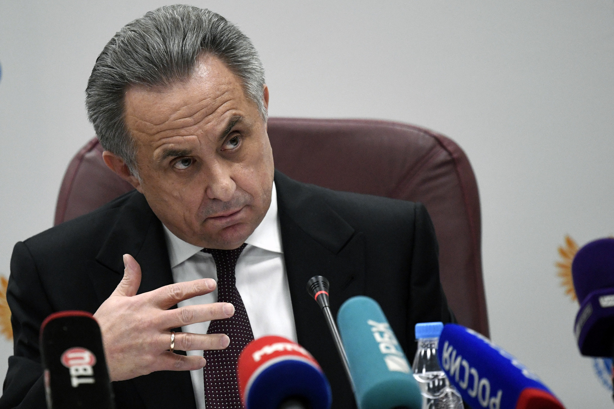 Vitaly Mutko has been replaced as Deputy Prime Minister responsible for sport by Olga Golodets in the reshuffle of the Russian Government ©Getty Images