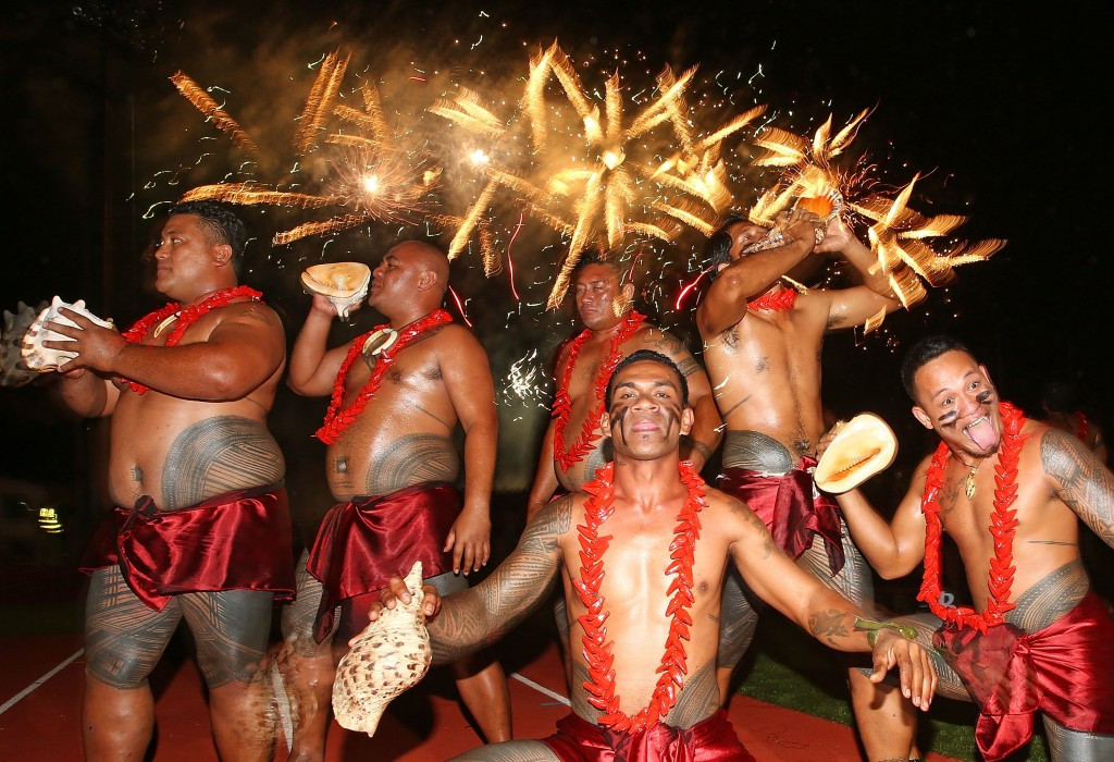 In pictures: Samoa 2015 Closing Ceremony