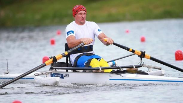 Paralympic champion Polianskyi emerges triumphant at Para Rowing International Regatta