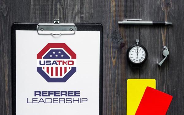 USA Taekwondo has opened the application process for three new referee leadership positions ©USA Taekwondo