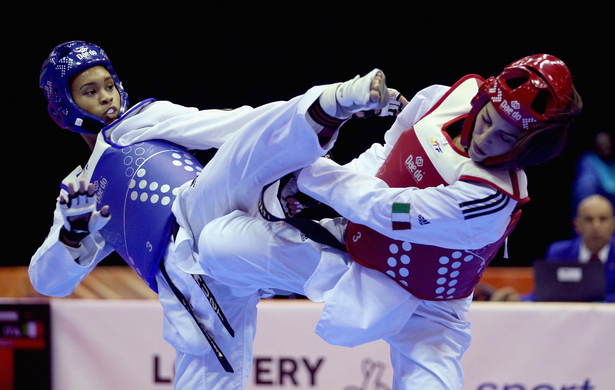 USA Taekwondo hope the referee scheme will ultimately aid athletes ©Getty Images