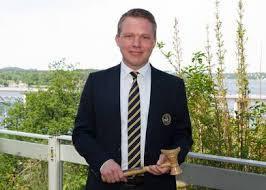 SIHA chairman Anders Larsson has confirmed his organisation are considering a bid for the 2023 IIHF World Championships ©IIHF